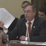 Rep. Andy Harris (R-MD) introduces the ASSET bill on December 11, 2014.
